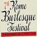 7 volte Rome Burlesque Festival