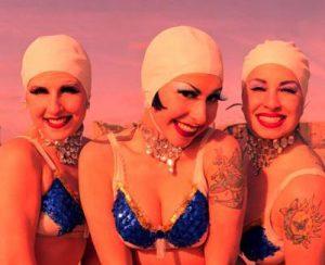 The World Famous Pontani Sisters