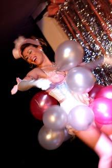 Keda Breeze: baloons
