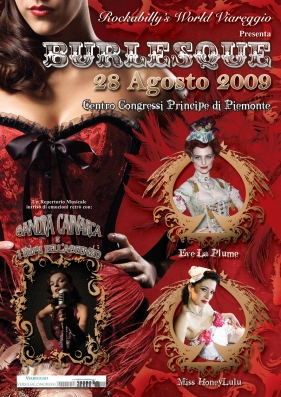Burlesque Viareggio