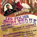 Les Folies Burlesque a Viareggio