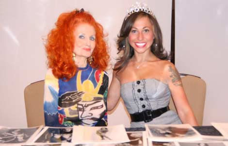 Tempest Storm interviewed by Angie Pontani