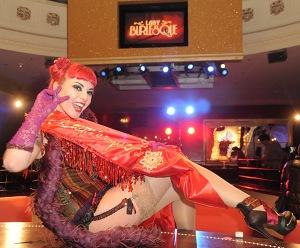 Jamaica, la prima Lady Burlesque