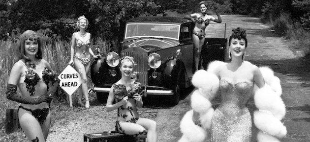 Gypsy: A Memoir. La più grande regina del burlesque si racconta