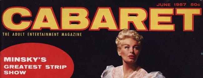 """""""Cabaret"""": quando il burlesque era roba da uomini…"""