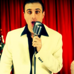 Antonio Sorgentone: It's Burlesque Christmas Time!