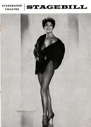 Stagebill: Ann Corio