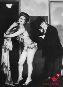 """Isa Barzizza lavorò molto con Totò, sia a teatro che al cinema. E' lei l'affascinante signorina della famosa gag del vagone letto in """"Totò a colori""""."""