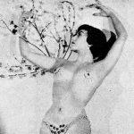 Kiki Urbani, ballerina classica prestata con successo al varietà.
