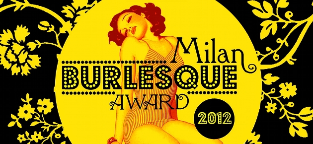 Milan Burlesque Award 2012