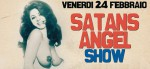 Satan's Angel: il fuoco del burlesque arde ancora!