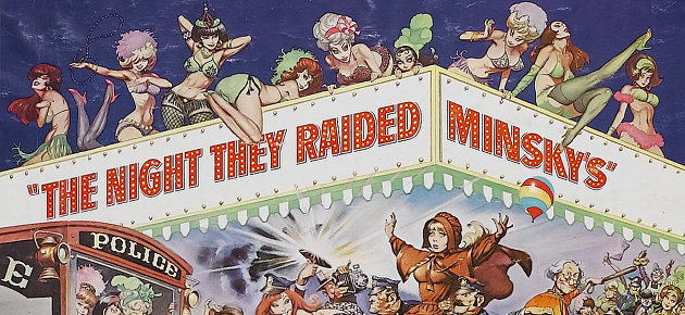 Quella notte inventarono lo spogliarello: il film sul burlesque degli anni '20