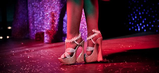 Burlesque Lifestyle: TransFormerShoes