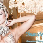 Immodesty Blaize Burlesque Show al Micca Club
