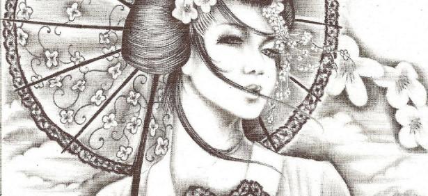 Moda vintage, burlesque e… la figura della geisha