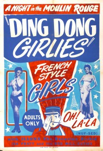 Ding Dong Girlies, Night at the Moulin Rouge (1951, USA)
