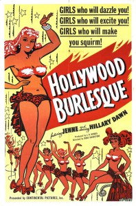 Hollywood Burlesque (1949, USA)