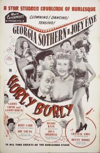 Hurly Burly (1950, USA)