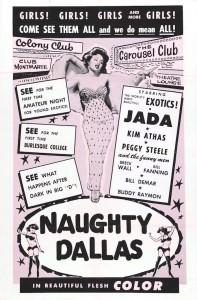 Naughty Dallas (aka Mondo Exotico) (1964, USA)