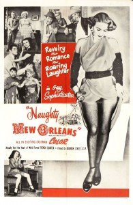 Naughty New Orleans (1954, USA)