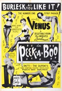 Peek a Boo (1953, USA)
