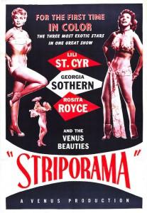 Striporama (1953, USA)