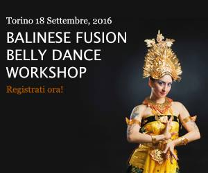 Balinese Fusion Belly Dance Workshop