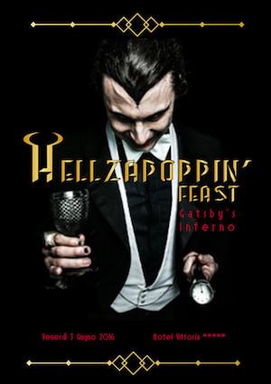 Hellzapoppin' Feast