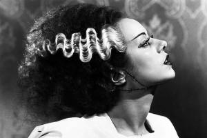 """Elsa Lanchester nei panni de """"La Moglie di Frankenstein"""""""