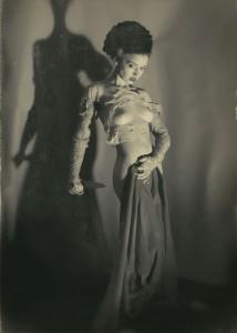 La moglie di Frankenstein secondo il fotografo Aleksey Galushkov