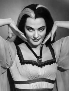 Lily Munster interpretata da Yvonne De Carlo