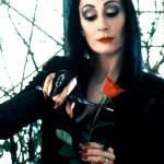 La Morticia cinematografica: Anjelica Houston