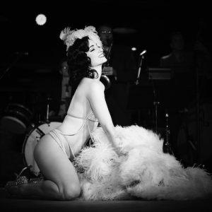 Michelle L'amour (© 2016 Mélanie Bert)