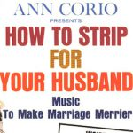 How to Strip for Your Husband: un disco (e un booklet) da usare in privato…