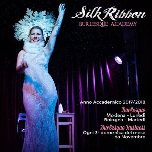 Silk Ribbon Burlesque Academy