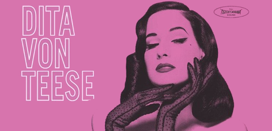 Soundtrack for Seduction, la compilation griffata Dita von Teese in vinile rosa
