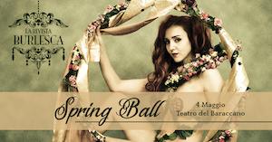 La Rivista Burlesca - Spring Ball
