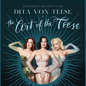 La locandina di The Art of the Teese