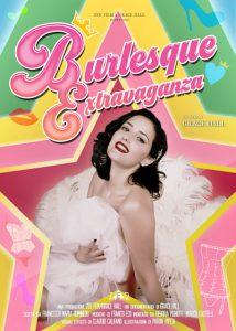 Burlesque Extravaganza, Grace Hall