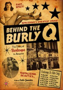 Locandina del documentario Behind The Burly Q