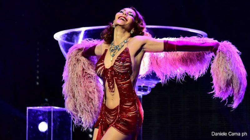 Costumi e accessori burlesque: Albadoro e suoi Baci di Gala