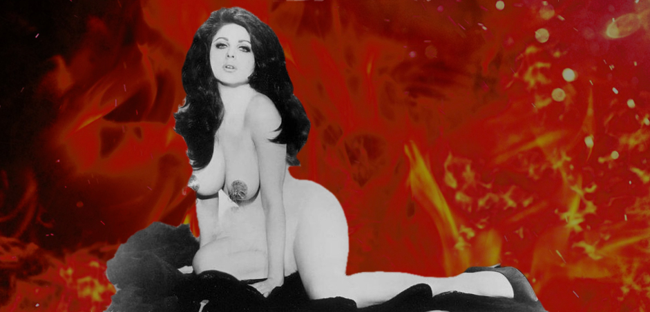 Satan's Angel burlesque fire