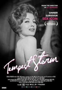 Tempest Storm burlesque