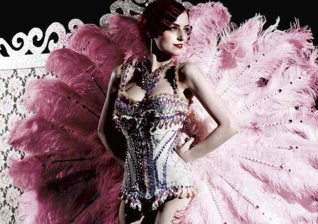 Burlesque, Eve La Plume