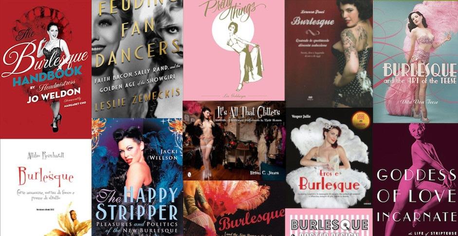 I libri sul Burlesque