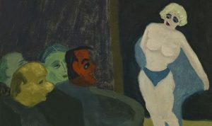"Milton Avery, ""In the Spotlight"""