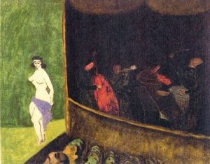 "Milton Avery, ""Strip Tease"""