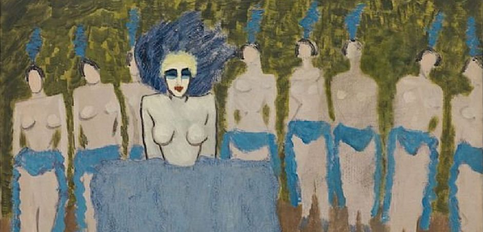 "Milton Avery, ""Dancing Girls"""