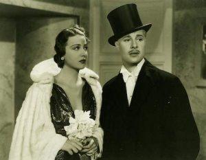 """Gypsy Rose Lee con Don Ameche nel film """"New York si diverte"""""""