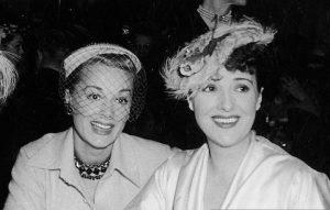 June Hovick e Gypsy Rose Lee
